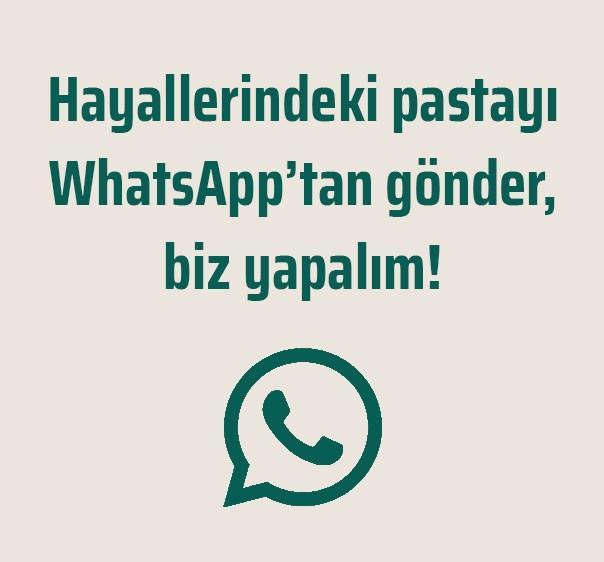 Pastam Geldi Whatsapp Hattı