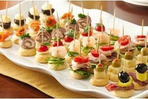 Doğum Günü Partilerinin Vazgeçilmez Yiyecekleri (Kanepe)