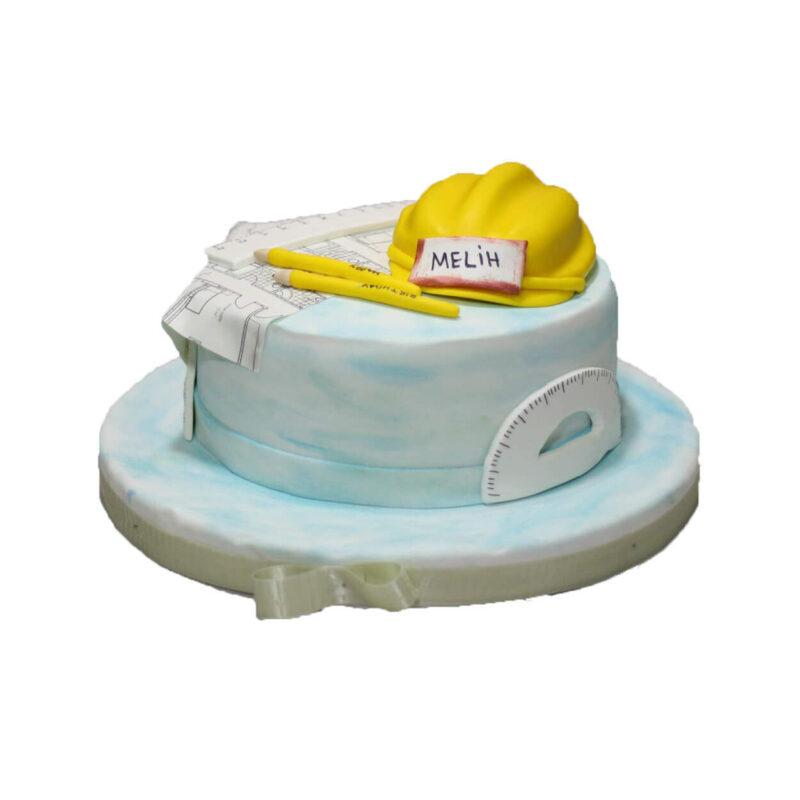 Mühendis Doğum Günü Pastası