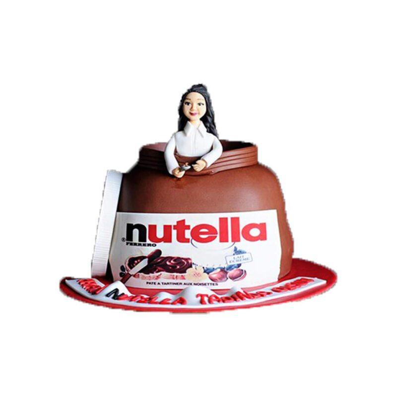 Nutella Pastası